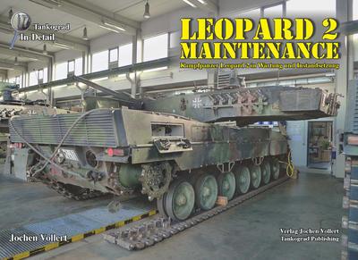Leopard 2 Maintenance in Detail - 1