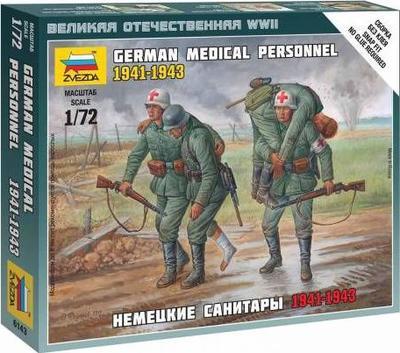 German Medical Personel 1941-1943