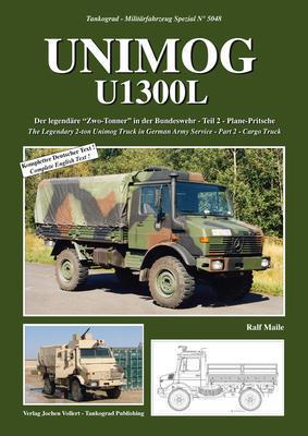 Unimog U1300L part 2 - 1