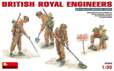 British Royal Engineers