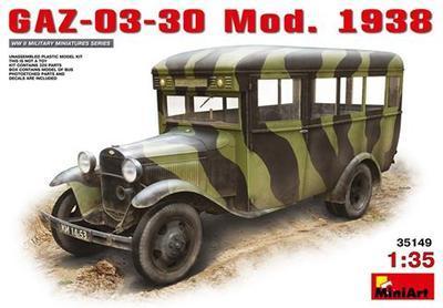 Gaz-03-30 mod- 1938