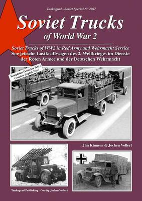 Soviet Trucks of WWII - 1