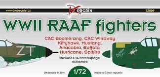 WWII RAAF fighter - 1