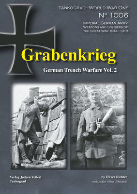 WWI Grebankrieg German Trench Warfare vol.2 - 1