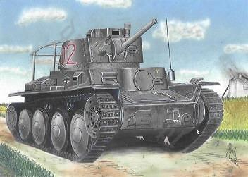 PzBefWg. 38t Ausf.B