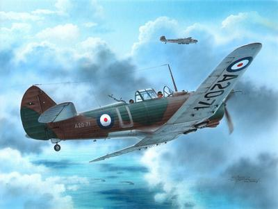 """CAC CA-3/5 Wirraway """"First Blood over Rabal"""""""