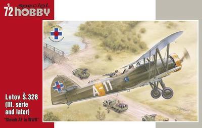 """Letov Š-328 III. Série """"Slovak AF in WWII"""""""