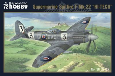 "Supermarine Spitfire F Mk.22 ""Hi-Tech"""