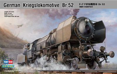 Kriegslokomotive BR-52 1:72