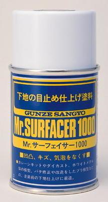 Mr.Surfacer 1000