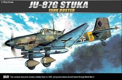 "JU87G-1 Stuka ""Tank Buster"""