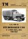 U.S. WWII Studebaker US6 2 1/2-Ton 6x6 & 6x4 Trucks - 1/3