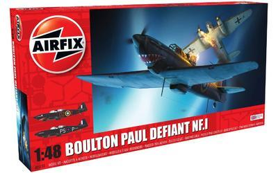 Boulton Paul Defiant NF.I - 1
