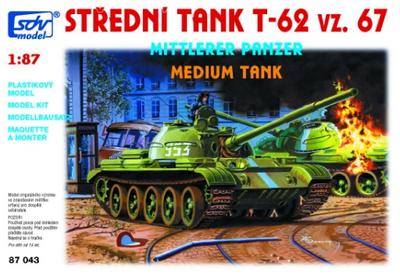 T-62 vz.67 střední tank