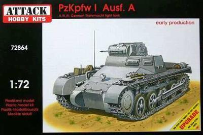 PzKpfw I Ausf.A - Early production