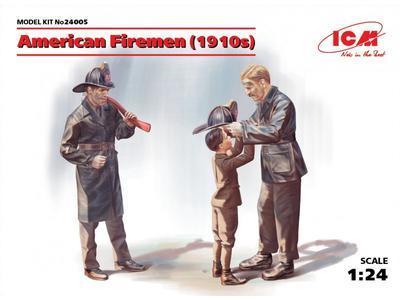 American Firemen 1910s