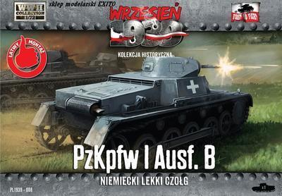 Pz.Kpfw. I Ausf. B - 1