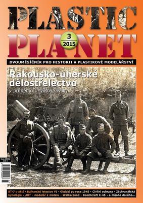 Plastic Planet 2015/3 - 1