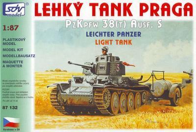 Lehký tank Praga 38