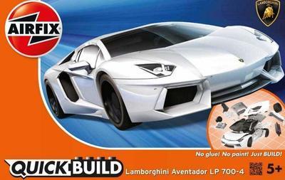 Quickbuild Lamborghini Aventador - 1