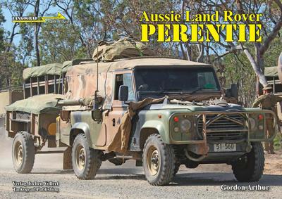 Aussie Land Rover Perentie  - 1