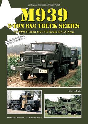 M939 5-ton 6x6 Truck Series - 1