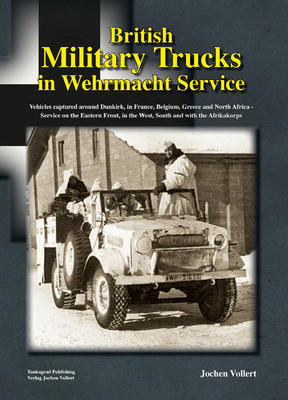 British Military Truck in Wehrmacht Service - 1