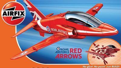 Quickbuild RAF Red Arrows Hawk