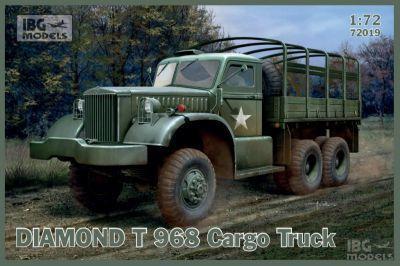 Diamond T968 Cargo Truck - 1