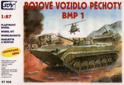 Bojové vozidlo pěchoty BMP 1