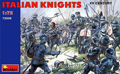 Italian Knights XV c. - 1
