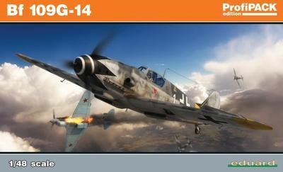 BF 109G-14  - Profi Pack Edition