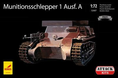 Munitionsschlepper I Ausf.A