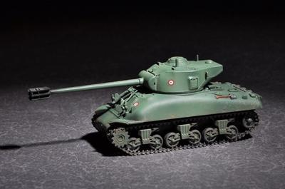 French M4 +podložka modelu. WOT.
