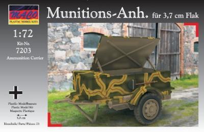 Munitions-Anh. fur 3,7 cm Flak