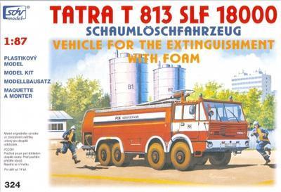 Tatra T-813 SLF 18000