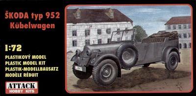 Škoda 952 Kubelwagen