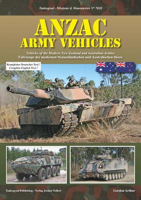 Anzac Army Vehicles - 1