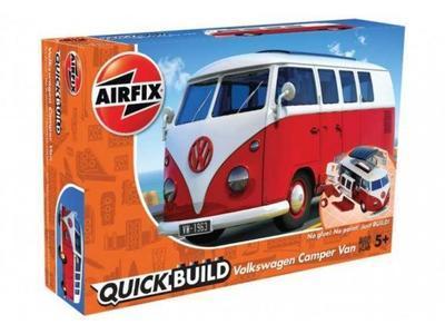 Quickbuild VW Camper Van - 1