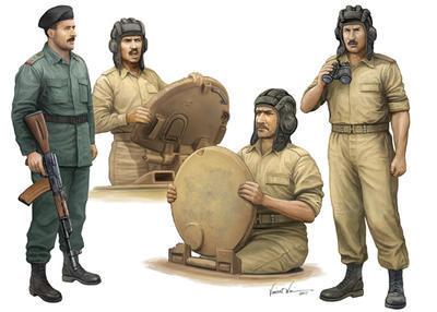 Iraqi Tank Crew  - 1