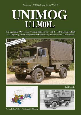 Unimog U1300L part 1 - 1