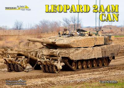 Leopard 2A4M CAN Canadian Main Battle Tank  - 1