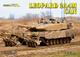 Leopard 2A4M CAN Canadian Main Battle Tank  - 1/5