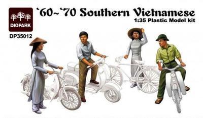 60-70 s Southern Vietnamese