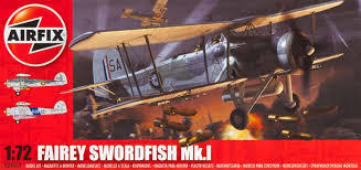 Fairey Swordfish Mk.I 1:72