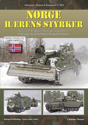 Norge Haerens Styrker - 1