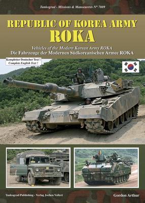 Republic of Korea Army ROKA - 1