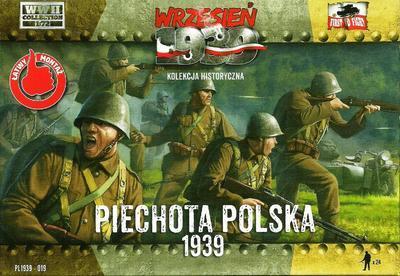 Polská pěchota 1939