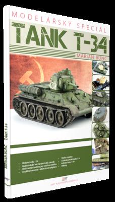 Tank T-34  - Marian Bunc, česky - 1