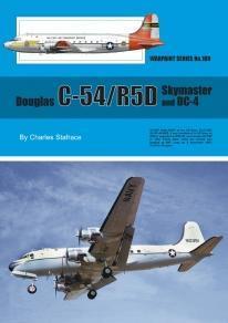 Douglas C-54/R5D Skymaster and DC-4